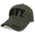 NAVY DELUXE LOW PROFILE HAT (OD GREEN) 2