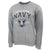 NAVY EAGLE EST. 1775 CREWNECK SWEATSHIRT (GREY) 2