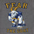 NAVY FEAR THE GOAT FOOTBALL T-SHIRT 1