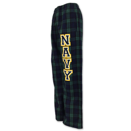 NAVY FLANNEL PANTS (BLACKWATCH) 4