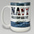 NAVY GRANDPARENT COFFEE MUG 2