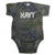 NAVY INFANT ROMPER T-SHIRT (CAMO)