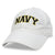 NAVY LADIES ARCH HAT (WHITE) 4