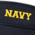 NAVY LADIES RELAX TWILL VISOR (NAVY) 1