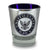 NAVY LASERCUT SHOTGLASS 1