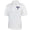 NAVY PERFORMANCE POLO (WHITE) 2