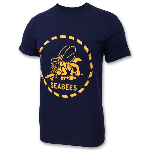 NAVY SEABEES GRAPHIC T 2