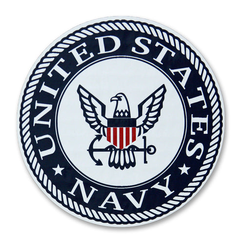 NAVY SEAL LOGO DECAL 1