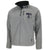 NAVY SOFT SHELL JACKET (SILVER)