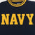 NAVY TACKLE TWILL FLEECE CREWNECK (NAVY) 1