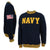 NAVY TACKLE TWILL FLEECE CREWNECK (NAVY) 2