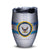 NAVY TERVIS 12OZ STAINLESS STEEL TUMBLER