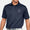 NAVY TONAL ANCHOR UNDER ARMOUR TECH POLO (NAVY) 4
