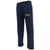 NAVY TWILL LOGO SWEATPANTS (NAVY) 1
