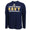 NAVY UNDER ARMOUR ANCHOR LOGO LONG SLEEVE T-SHIRT (NAVY) 1