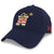 NAVY UNDER ARMOUR JACK FLAG HAT 3