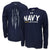 NAVY UNDER ARMOUR LIMITED EDITION SHIP LONG SLEEVE TEE (NAVY) 7