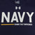 NAVY UNDER ARMOUR LIMITED EDITION SHIP LONG SLEEVE TEE (NAVY) 3