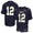 Navy Under Armour Sideline Replica Football Jersey (Navy)