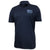 NAVY UNDER ARMOUR TONAL FLAG PERFORMANCE POLO (NAVY) 1