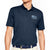 NAVY UNDER ARMOUR TONAL FLAG PERFORMANCE POLO (NAVY) 2