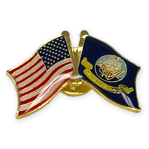 NAVY USA LAPEL PIN 2