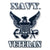 NAVY VETERAN LOGO DECAL 1
