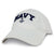NAVY WOMENS ANCHOR HAT (WHITE) 4