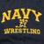 NAVY WRESTLING HAT (NAVY) 2