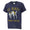 NAVY YOUTH RETRO T-SHIRT (DENIM) 1