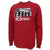 RED FRIDAY USA FLAG LONG SLEEVE T-SHIRT (CARDINAL)