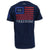 UNDER ARMOUR FREEDOM BANNER T-SHIRT (NAVY) 5