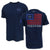 UNDER ARMOUR FREEDOM BANNER T-SHIRT (NAVY) 3