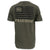 UNDER ARMOUR FREEDOM BANNER T-SHIRT (OD GREEN) 4