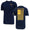 UNDER ARMOUR FREEDOM FLAG T-SHIRT (NAVY/GOLD) 2