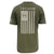 UNDER ARMOUR FREEDOM FLAG T-SHIRT (OD GREEN) 3