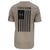 UNDER ARMOUR FREEDOM FLAG T-SHIRT (SAND) 3