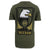 UNDER ARMOUR FREEDOM SENTINEL T-SHIRT (OD GREEN)