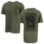 UNDER ARMOUR FREEDOM UNBROKEN T-SHIRT (OD GREEN) 3