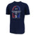 UNDER ARMOUR FREEDOM USA EAGLE T-SHIRT (NAVY) 1