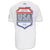 UNDER ARMOUR FREEDOM USA EMBLEM T-SHIRT (WHITE) 4