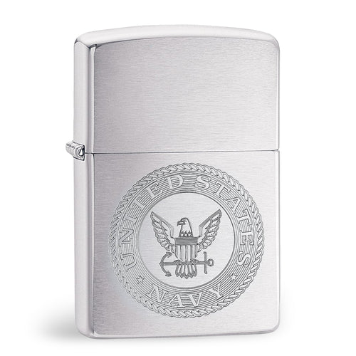 UNITED STATES NAVY ENGRAVED ZIPPO LIGHTER 2