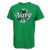 UNITED STATES NAVY SHAMROCK T-SHIRT (GREEN) 1