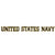 UNITED STATES NAVY STRIP DECAL 1