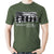 UNITED STATES VETERAN PROUDLY SERVED T-SHIRT (OD GREEN)