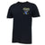 US NAVY FIGHT EAGLE T-SHIRT (BLACK) 1