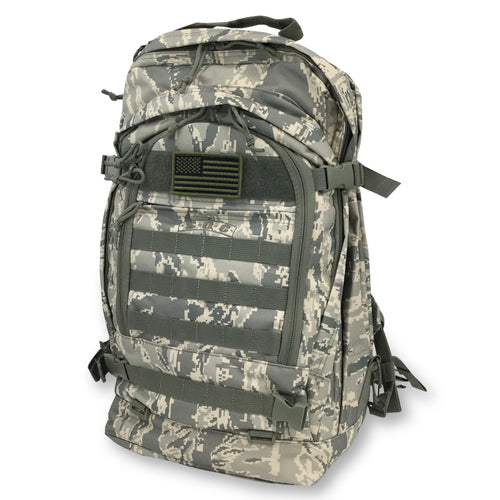 USA FLAG S.O.C. BUGOUT BAG (ABU)