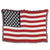 "USA FLAG WOVEN KNIT BLANKET (50""X 70"") 2"