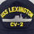 USS LEXINGTON CV-2 HAT 2