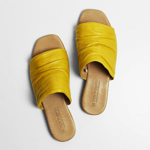 Ten Points Madeleine Soft Leather Yellow